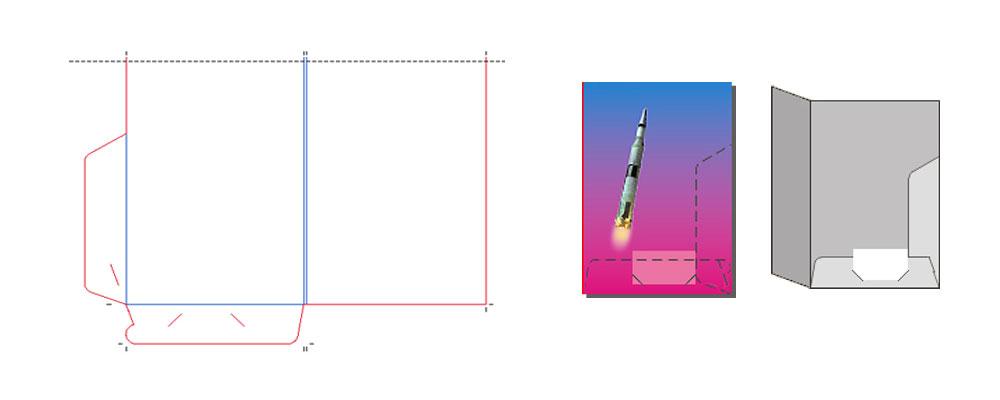 Sloha vzor 010 pro formát A4