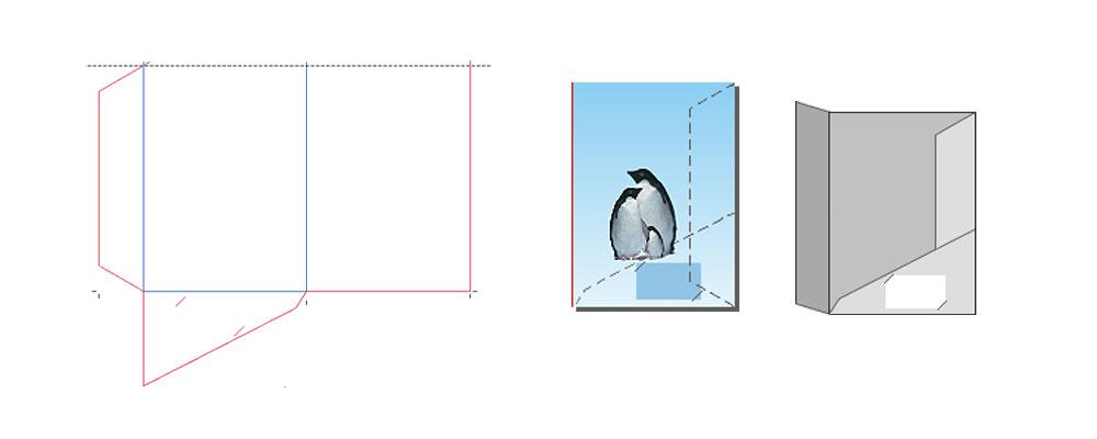 Sloha vzor 016 pro formát A4 a letter