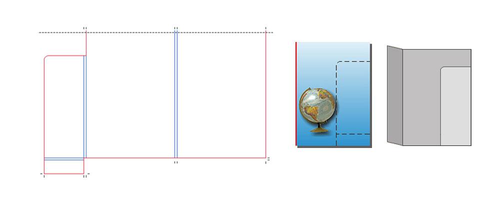 Sloha vzor 021 pro formát A4 a letter
