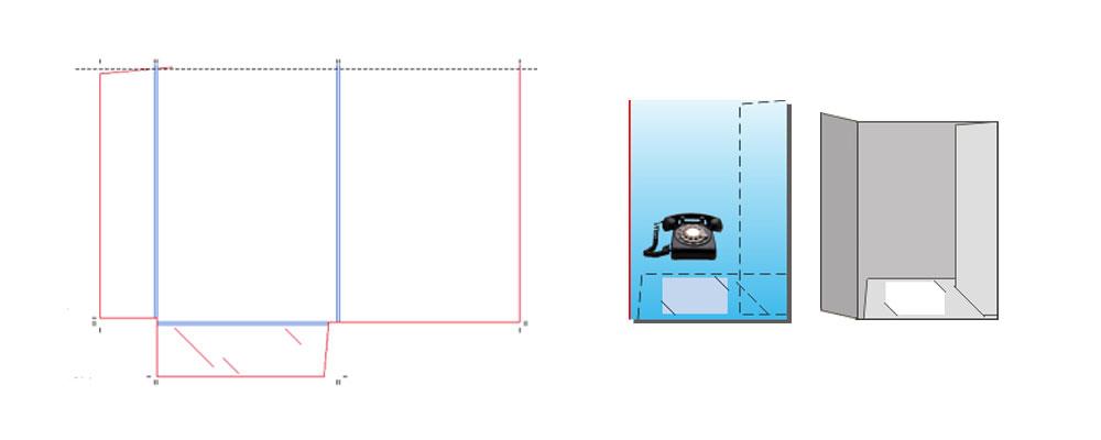 Sloha vzor 025 pro formát A4