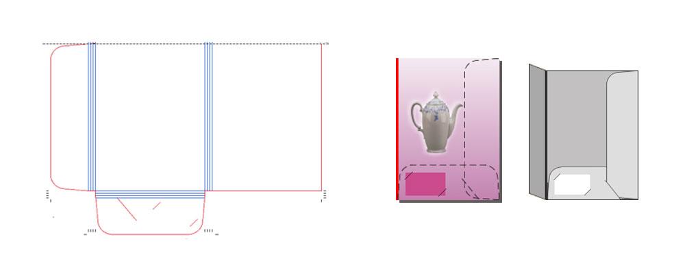 Sloha vzor 030 pro formát A4 a letter