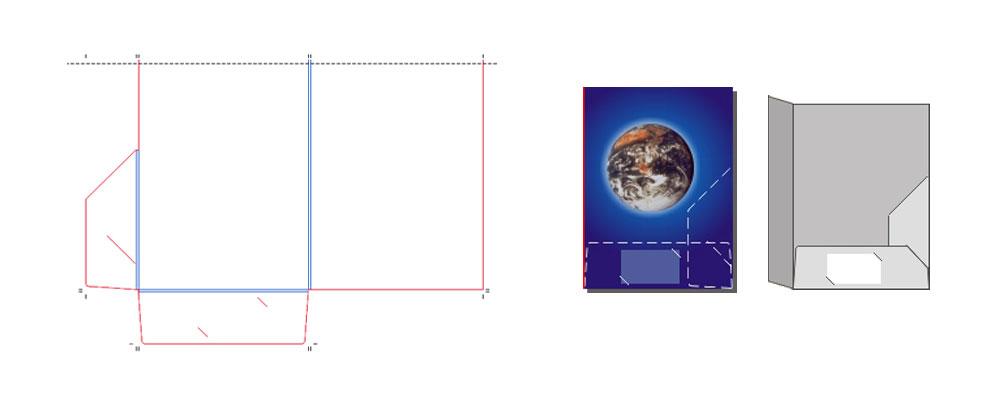 Sloha vzor 033 pro formát A4 a letter