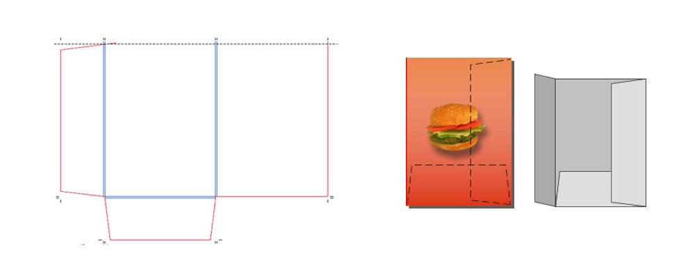 Sloha vzor 038 pro formát A4 a letter