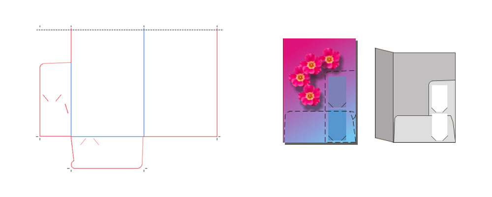 Sloha vzor 040 pro formát A4