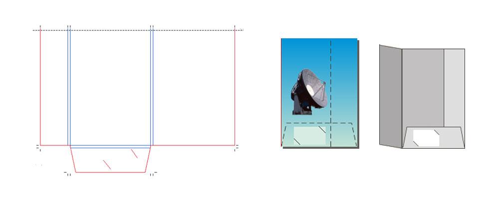 Sloha vzor 044 pro formát A4 a letter
