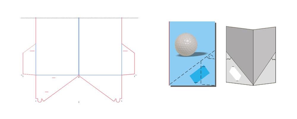 Sloha vzor 045 pro formát A4 a letter