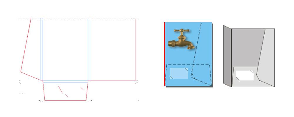 Sloha vzor 049 pro formát A4 a letter