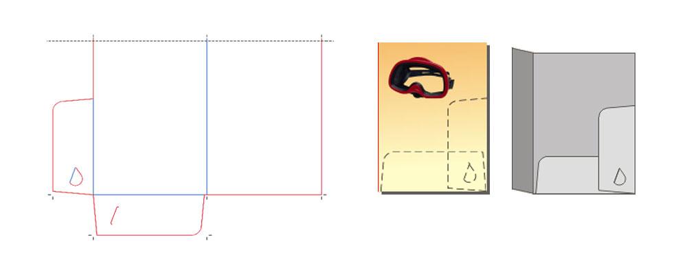Sloha vzor 055 pro formát A4
