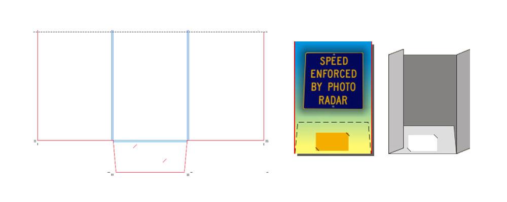 Sloha vzor 056 pro formát A4
