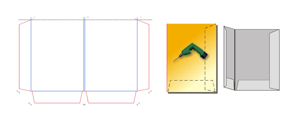 Sloha vzor 057 pro formát A4