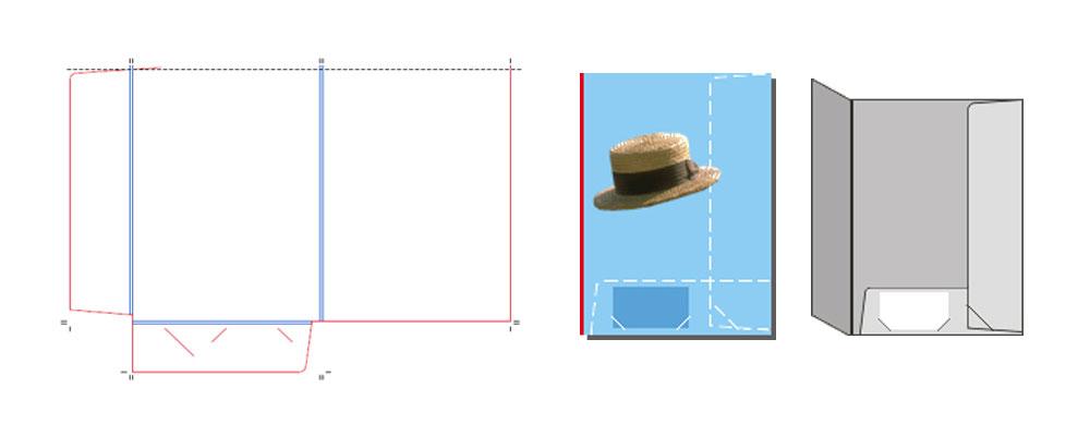 Sloha vzor 072 pro formát A4